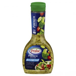 Praise Dressings French Fat Free