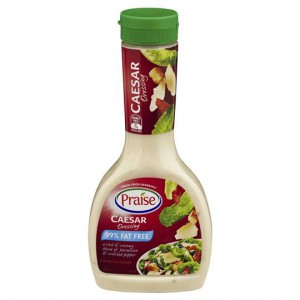 Praise Dressings Caesar 99% Fat Free