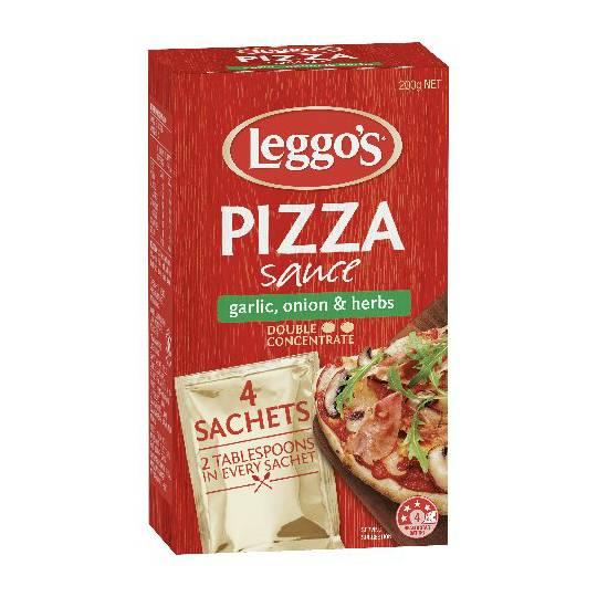 Leggos Pizza Sauce Sachets