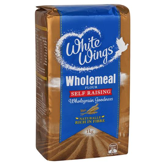 White Wings Self Raising Flour Wholemeal Ratings Mouths Of Mums