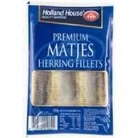 Holland House Matjes Fillets