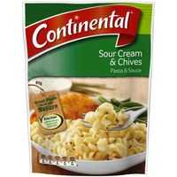 Continental Pasta & Sauce Sour Cream & Chives