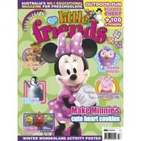Love To Learn Little Friends Magazine