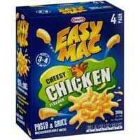 Kraft Easy Mac Cheesy Chicken