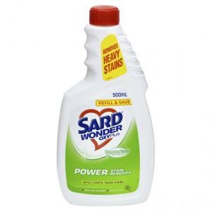 Sard Oxy Plus Stain Remover Prewash Eucalyptus Refill