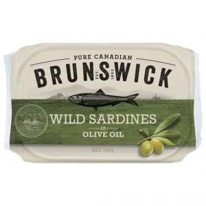 Brunswick Sardines In Olive Oil
