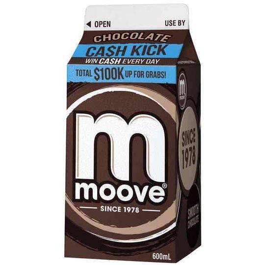 Moove Chocolate Milk Flavoured Milk
