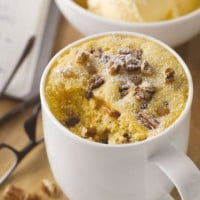 Go Nuts with Cake in a Cup™
