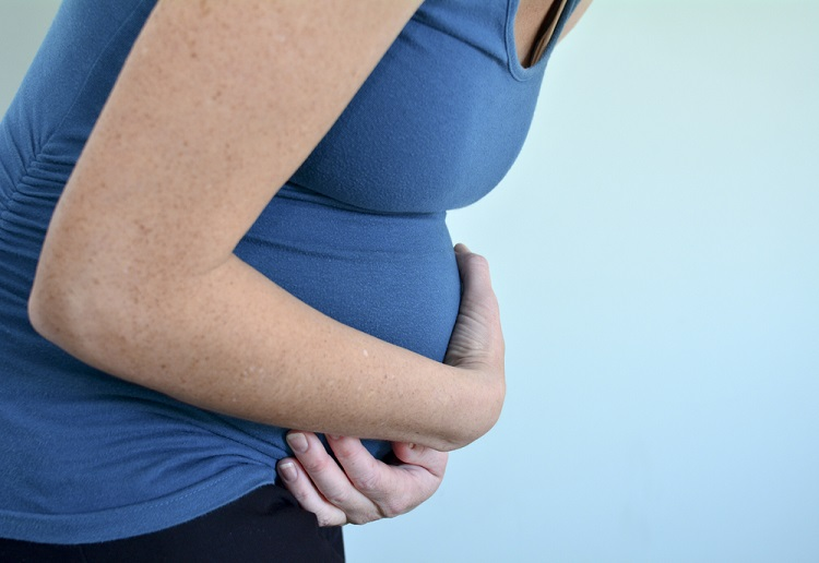 Mum of two reveals why she kept her miscarriage secret