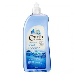 Earth Choice Toilet Cleaner Liquid Aqua