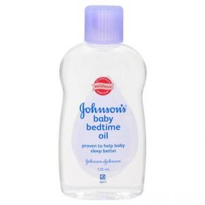 Johnsons & Johnsons Baby Bedtime Oil