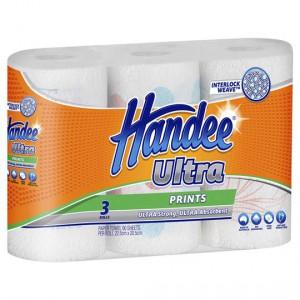 Handee Paper Towel Print 2ply 180ss