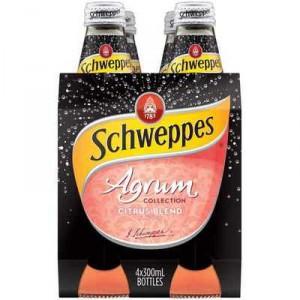 Schweppes Agrum Citrus