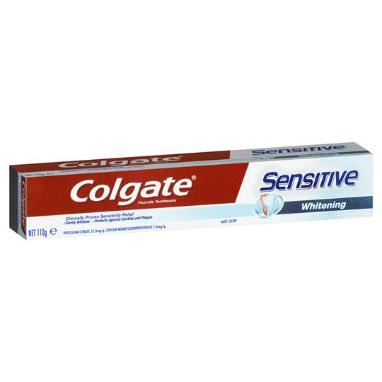 mom112217 reviewed Colgate Sensitive Toothpaste Whitening