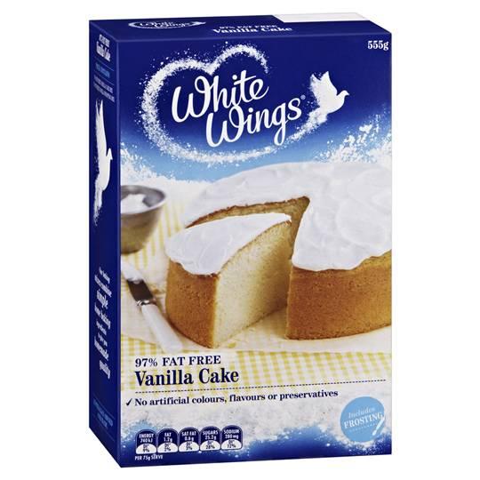 Greens Vanilla Cake Mix Review