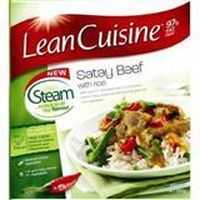 mom322089 reviewed Lean Cuisine Steam Satay Beef With Rice