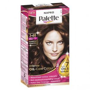 Napro Palette Permanent Colour Choc Brown