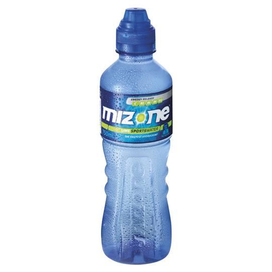 Mizone Lime Flavoured Still Water