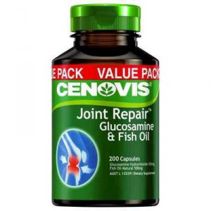 Cenovis joint repair glucosamine fish oil capsules value for Best rated fish oil