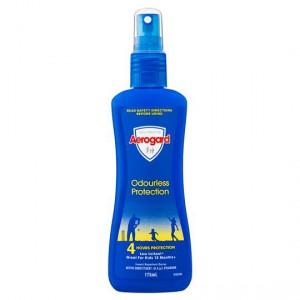 Aerogard Insect Repellent Odourless Pump Spray