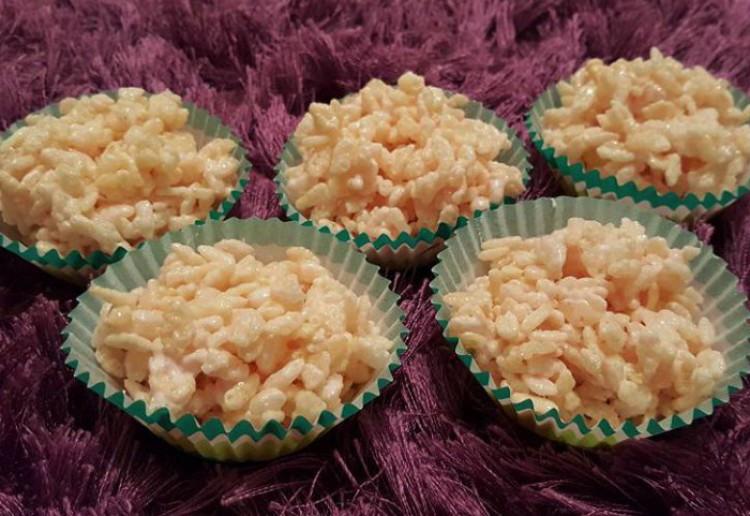 Marshmallow crackles