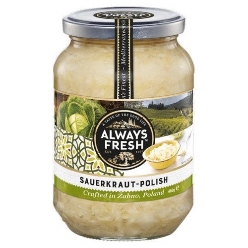 Always Fresh Traditional Sauerkraut