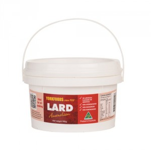 Yorkfoods Lard
