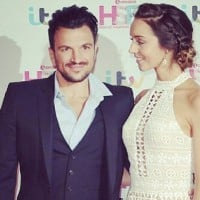 Peter Andre's exciting news