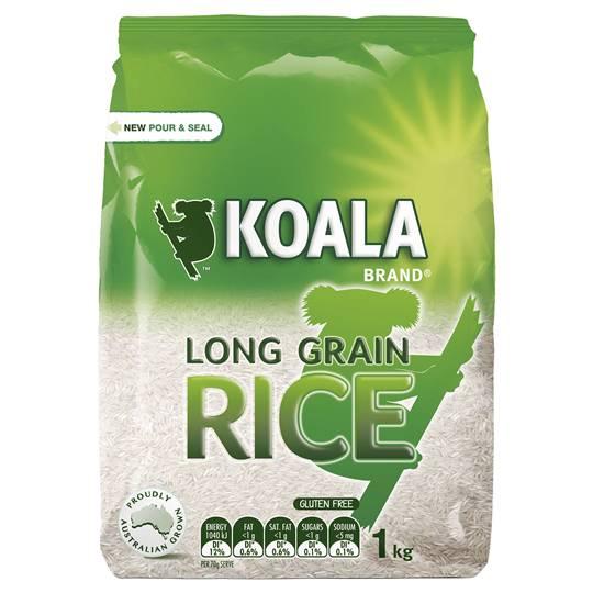 Koala White Rice Long Grain