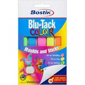 Bostik Blu-tack Colour