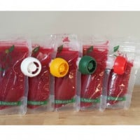 Make your own fruit and veg pouches