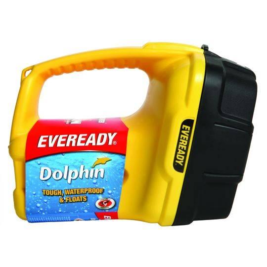 Eveready Dolphin Mk6 Flashlight