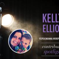 Contributor spotlight...Kelly Elliott