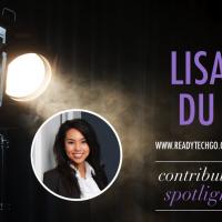 Contributor spotlight...Lisa Du