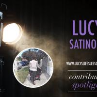 Contributor spotlight...Lucy Satinoff
