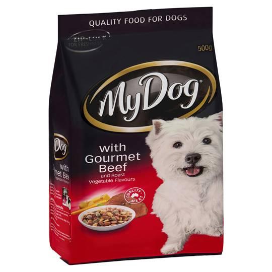 Coles Dry Dog Food