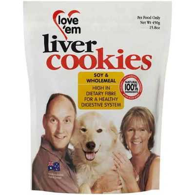 mom235418 reviewed Love'em Treat Soy & Wholemeal Cookies