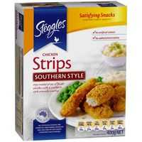 Steggles Chicken Pieces Strips Southern Style