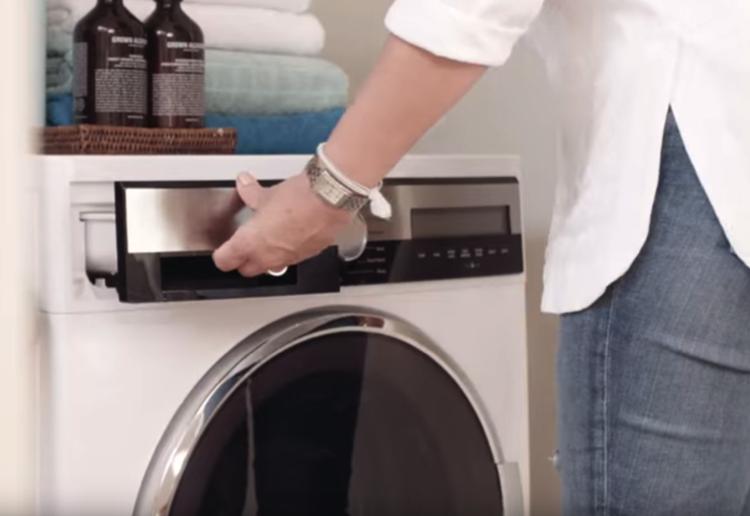 Kleenmaid Eco Sensitive Washing Machine