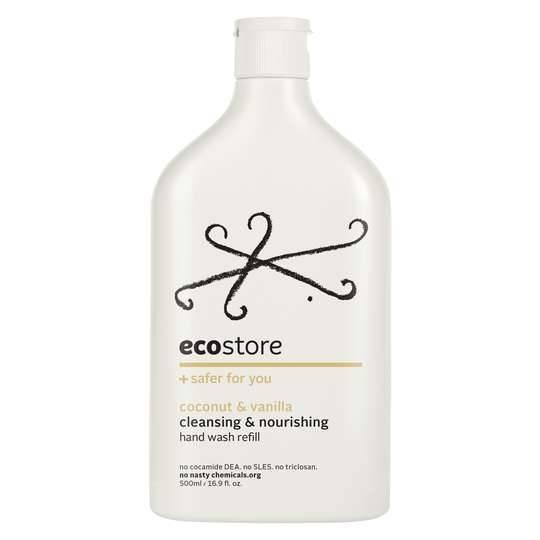 Ecostore Handwash Refill Coconut & Vanilla