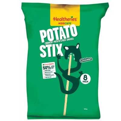 Healtheries Kidscare Potato Chips Stix Chicken