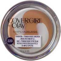 Covergirl Simply Ageless Foundation 220 Creamy Natural