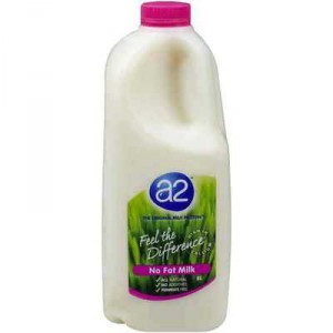 Skim milk fat content