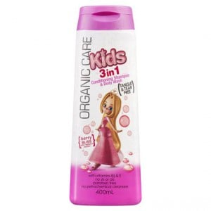 Organic Care Kids Hair Care 3 In 1 Berry Bliss