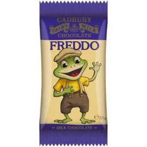 Cadbury Dairy Milk Giant Freddo Frog Milk Chocolate