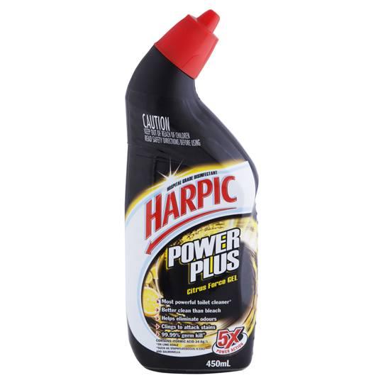 Harpic Power Plus Toilet Cleaners Citrus Force
