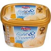 Peters Light & Creamy Ice Cream Classic Vanilla