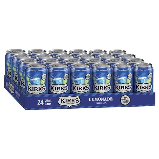 mom93821 reviewed Kirks Lemonade Can