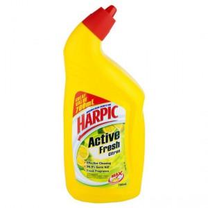 Harpic Active Toilet Cleaner Liquid Citrus