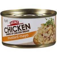 Heinz Chicken Shredded Mustard Mayo